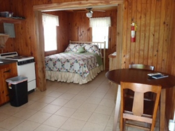 One Bedroom Cabin Rentals