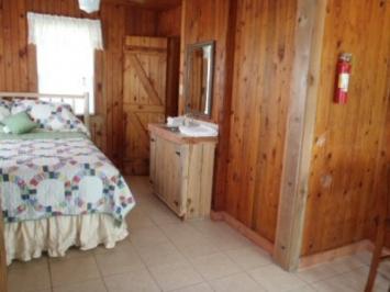 One Bedroom Cabin Rentals