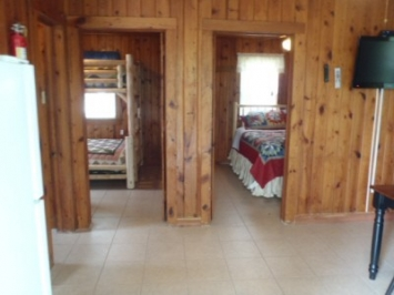 Two Bedroom Cabin Rentals